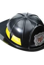 Child Fireperson Helmet Black