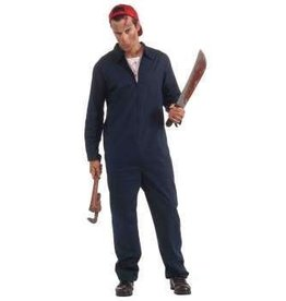 Men's Costume Deranged Mechanic Standard Size