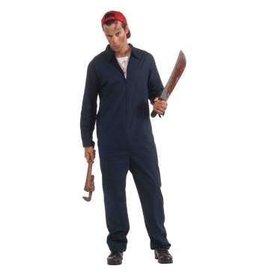 Men's Costume Deranged Mechanic Standard Size