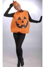 Children's Costume Jack-O-Lantern One Size
