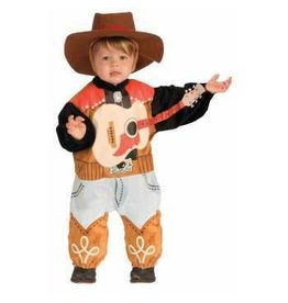 Infant Costume Lil Rock Star Country Singer