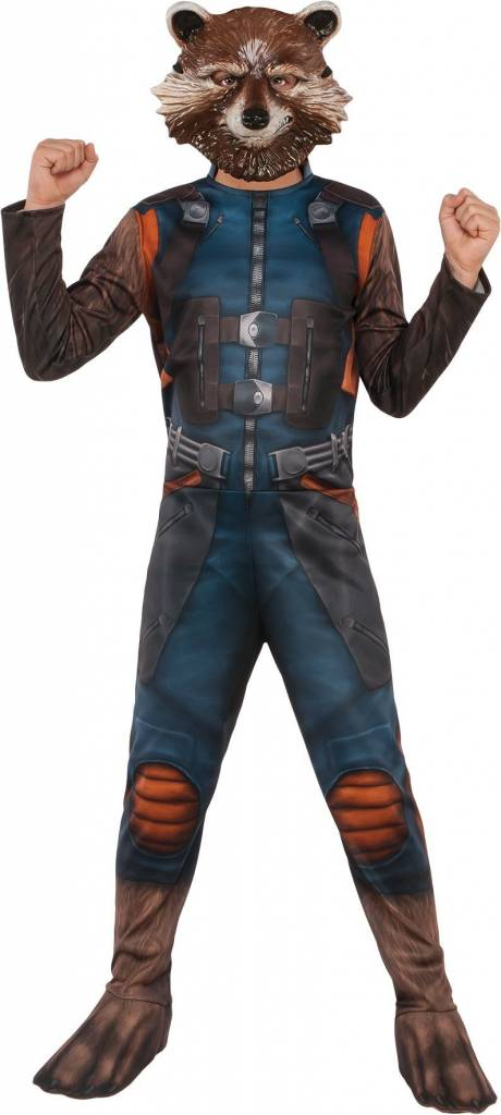 Children's Costume Guardians of the Galaxy Rocket Raccoon