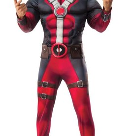 Men's Costume Deadpool