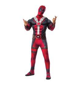 Men's Costume Deadpool