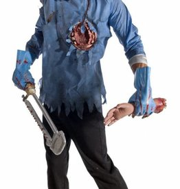 Men's Costume Zombie Doctor