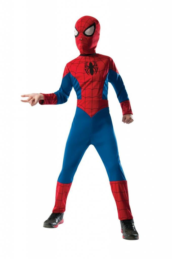 Children's Costume Spiderman/Venom Reversible