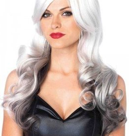 Allure Wig Grey/Black