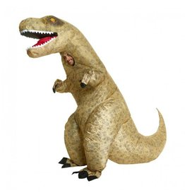 Adult Costume Giant Inflatable T-Rex