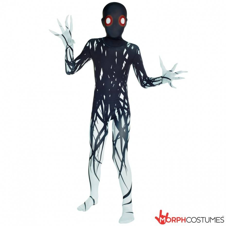 Children's Costume Morphsuit Zalgo Small