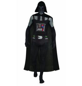 Men's Costume Darth Vader 2ND Skin Suit XL