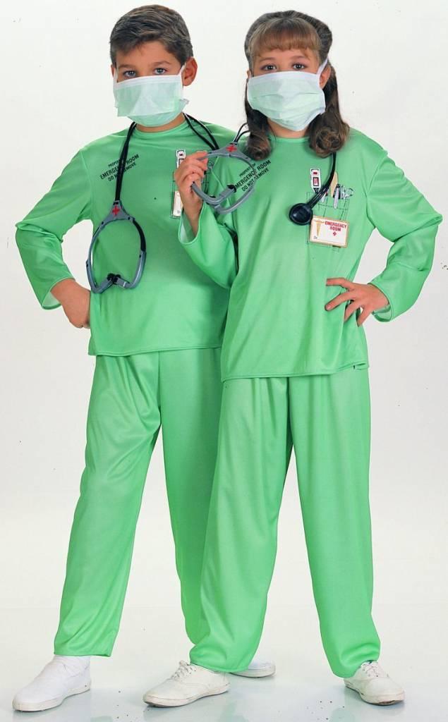 Children's Costume ER Doctor Medium