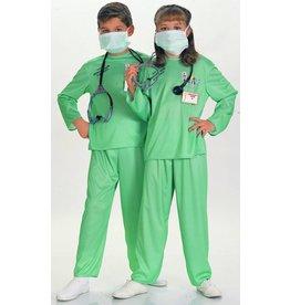 Children's Costume ER Doctor Small