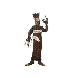Men's Costume Haunted Tree