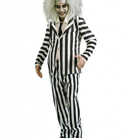 Men's Costume Beetlejuice Standard