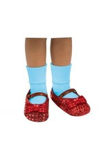 Dorothy Ruby Slipper Shoe Covers (Child Size)