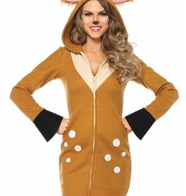 Women's Costume Cozy Fawn