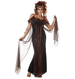 Women's Costume Medusa, The Mythical Siren