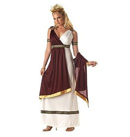 Women's Costume Roman Empress