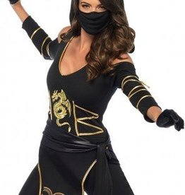 Women's Costume Stealth Ninja