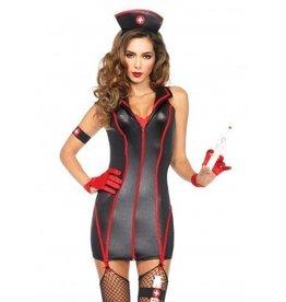 Women's Costume Heart Stoppin' RN