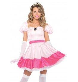 Women's Costume Pink Princess