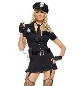 Women's Costume Dirty Cop
