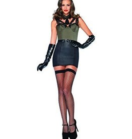 Women's Costume Major Bombshell