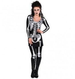 Women's Costume Bare Bones