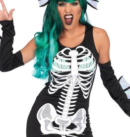 Women's Costume Skeleton Siren