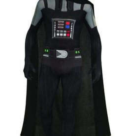 Men's Costume Darth Vader 2ND Skin Suit