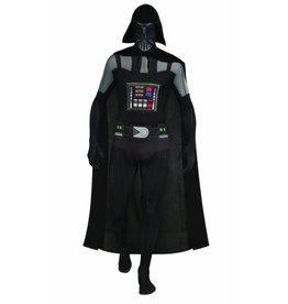 Men's Costume Darth Vader 2ND Skin Suit