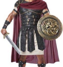 Men's Costume Roman Gladiator Medium