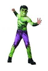 Children's Costume The Hulk