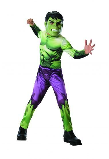 Children's Costume The Hulk