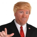 Combover President Wig