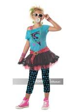 Children's Costume 80's Valley Girl Tween Sizes