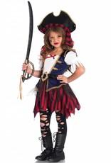Children's Costume Caribbean Pirate