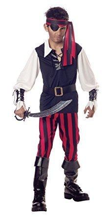 Children's Costume Cutthroat Pirate