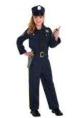 Children's Costume Police Officer Medium