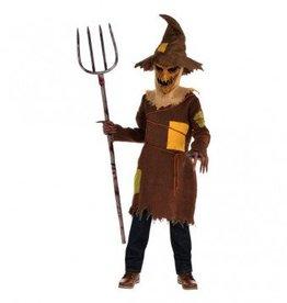 Children's Costume Scary Scarecrow