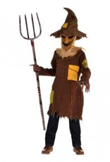 Children's Costume Scary Scarecrow