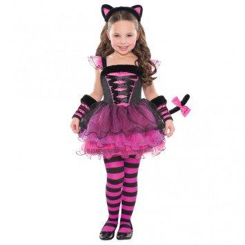 Children's Costume Purrfect Ballerina