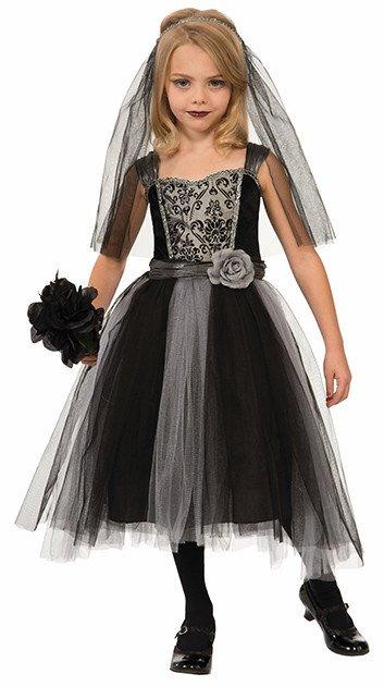 Children's Costume Gothic Bride