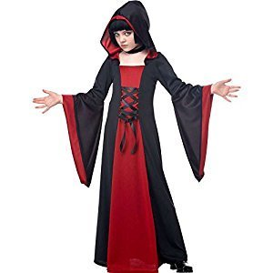 Children's Costume Hooded Robe