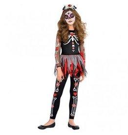 Children's Costume Scared To The Bone