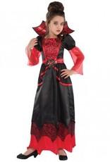Children's Costume Vampire Queen