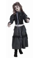 Children's Costume Zombie Girl