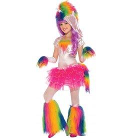 Children's Costume Rainbow Unicorn