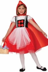 Children's Costume Red Riding Hood