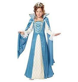 Children's Costume Renaissance Queen